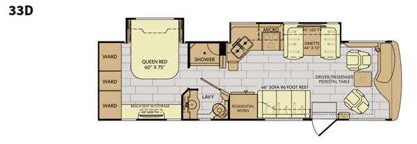 Excursion 33D Floorplan Image