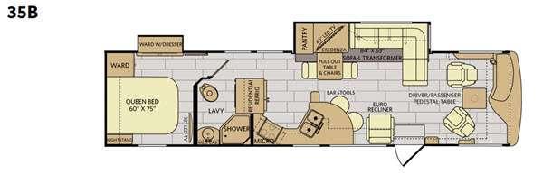 Excursion 35B Floorplan Image