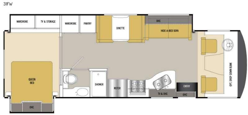Mirada 31FW Floorplan Image