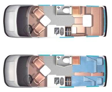 Ranger RT Floorplan Image