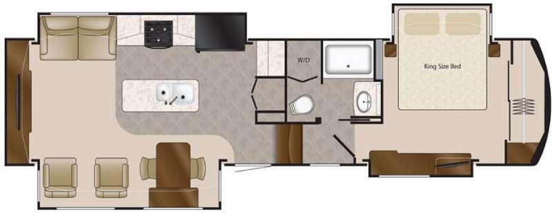 Floorplan - 2016 DRV Luxury Suites Elite Suites 34 RESA3