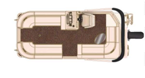 Floorplan - 2016 Sun Chaser Classic Cruise 8520 Cruise