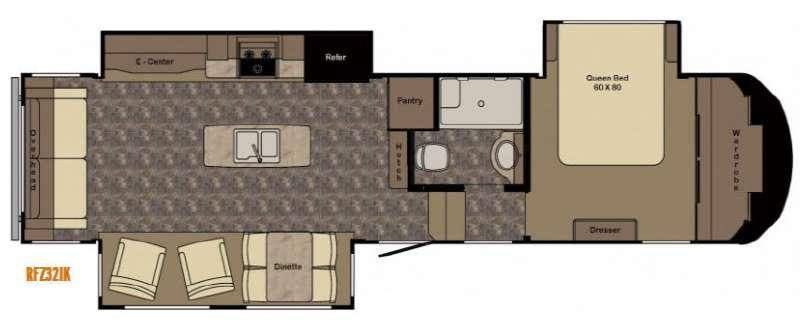 ReZerve RFZ32IK Floorplan Image