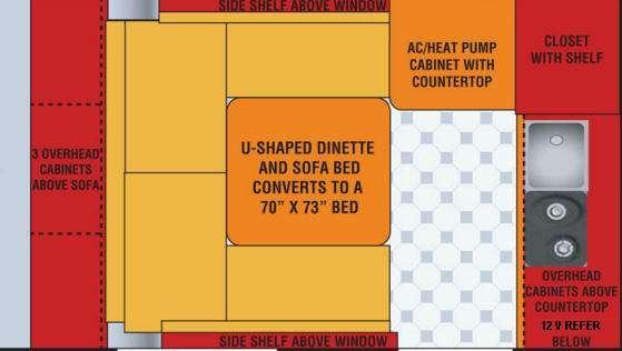 TAB U Quickstart Floorplan Image