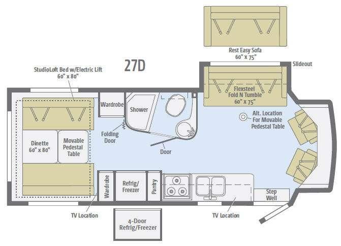 Aspect 27D Floorplan Image