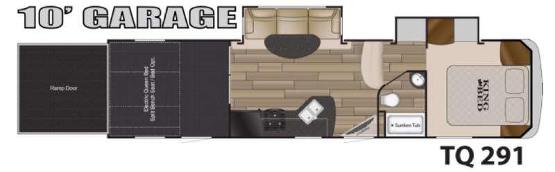 Torque TQ 291 Floorplan Image