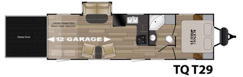 Torque XLT TQ T29 Floorplan Image