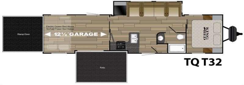 Torque XLT TQ T32 Floorplan Image