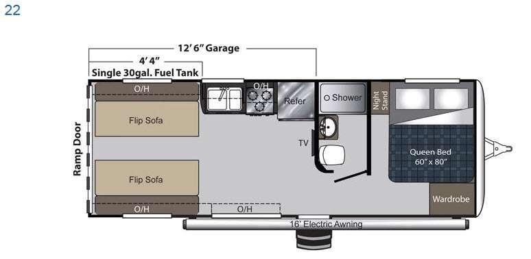 Carbon 22 Floorplan Image