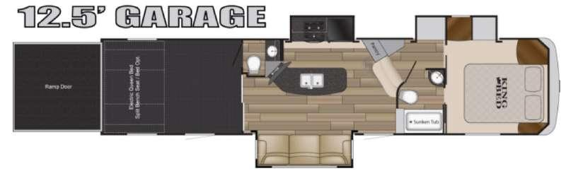 Edge 351 JM Floorplan Image