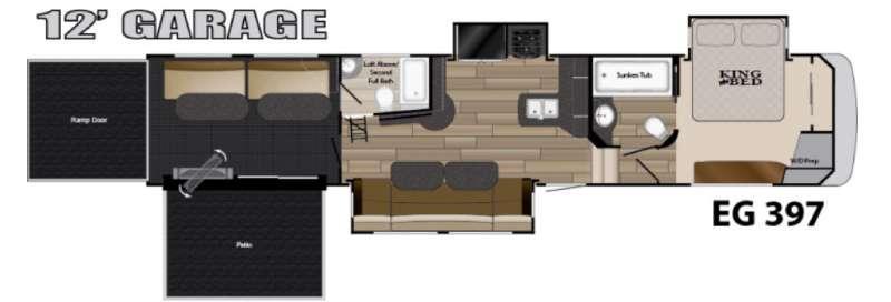 Edge 397 Floorplan Image