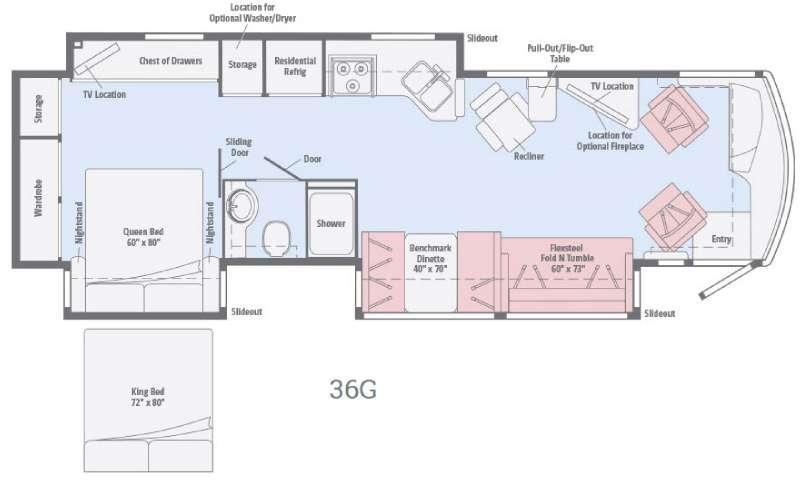 Solei 36G Floorplan Image