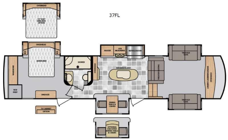 Destination 37FL Floorplan Image