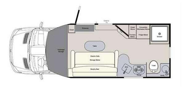Plateau XL Plateau XL Floorplan Image