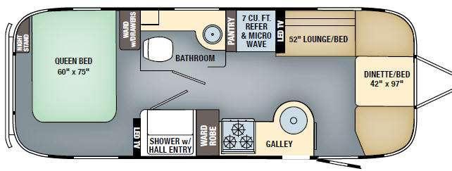 International Signature 25 Floorplan Image