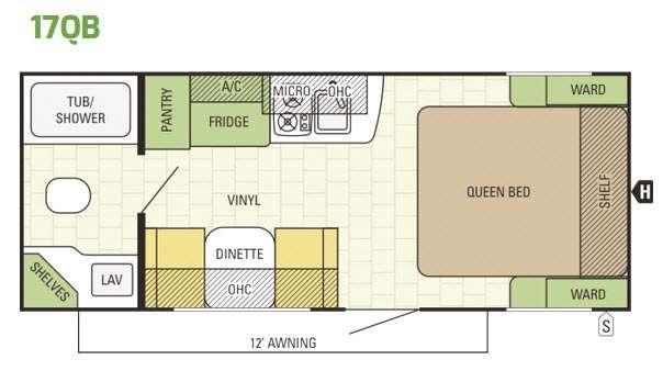 Launch 17QB Floorplan Image
