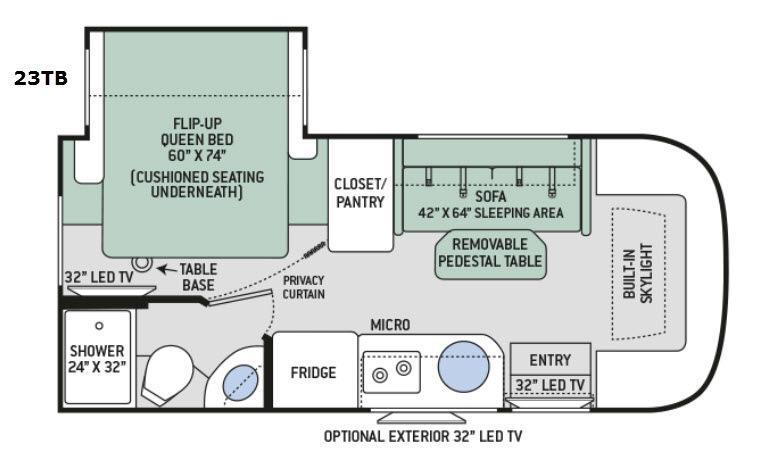 Compass 23TB Floorplan Image