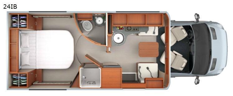 Unity U24IB Floorplan Image