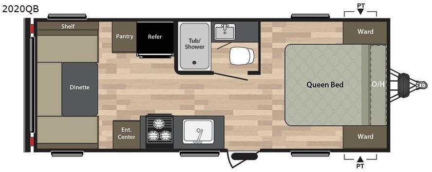 Summerland 2020QB Floorplan Image