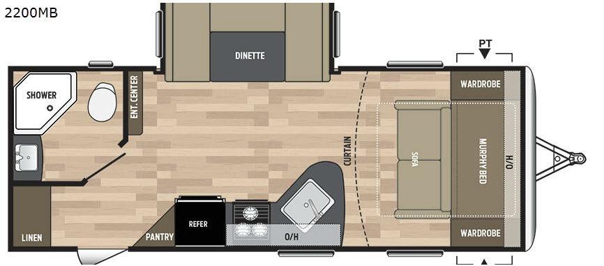 Summerland 2200MB Floorplan Image