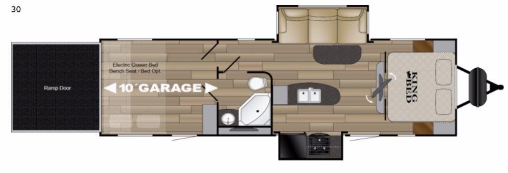 Torque XLT TQ T30 Floorplan Image