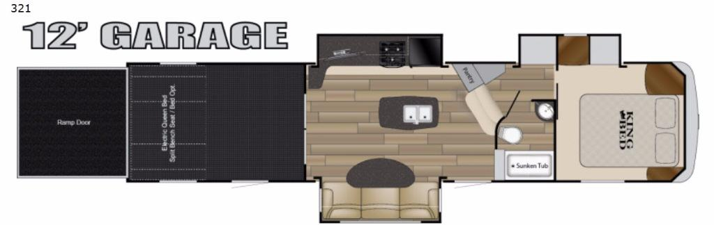 Torque TQ 321 Floorplan Image