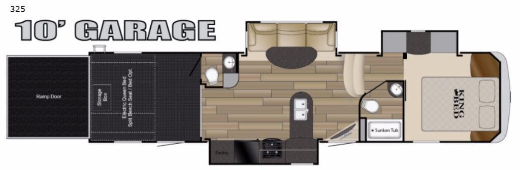 Torque TQ 325 Floorplan Image