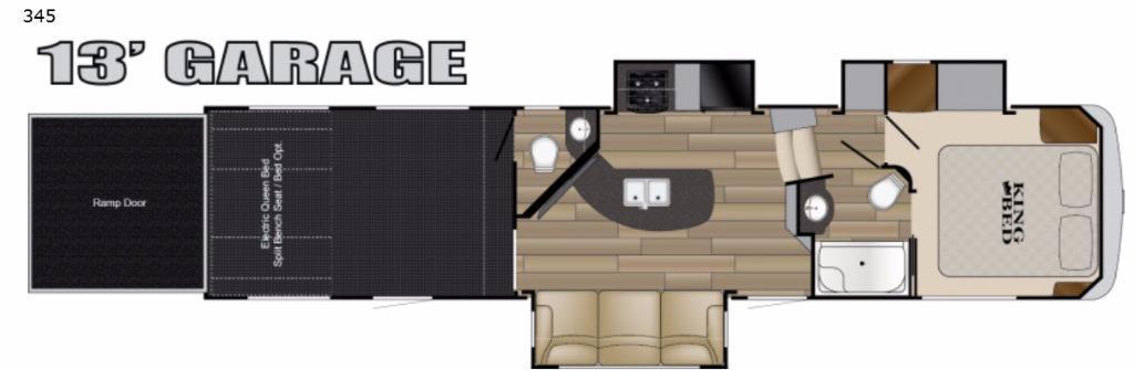 Torque TQ 345 JM Floorplan Image