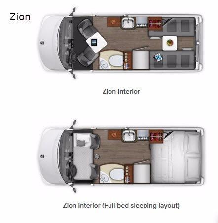 Zion Zion Floorplan Image