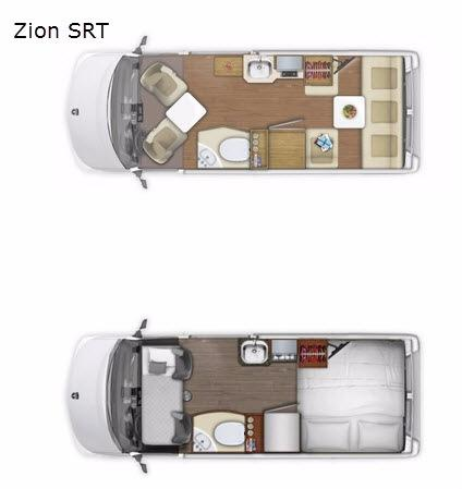 Zion SRT Floorplan Image