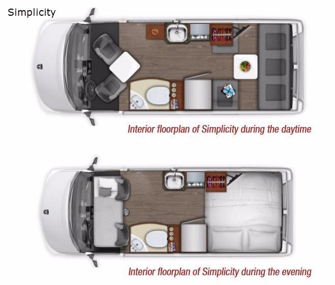 Simplicity Simplicity Floorplan Image