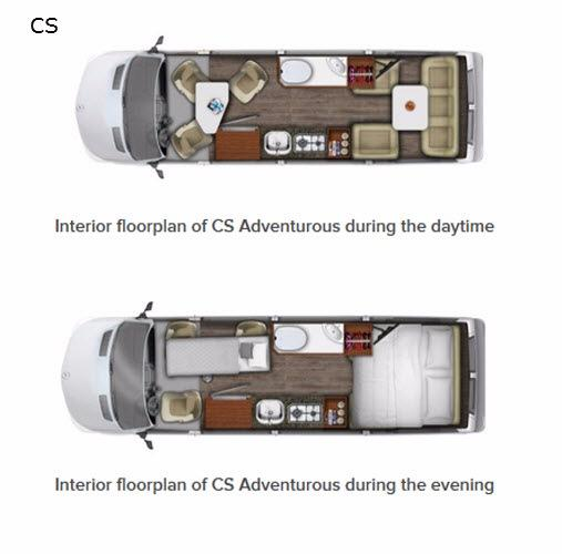 Adventurous CS Floorplan Image
