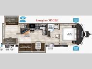 New 2017 Grand Design Imagine 3150BH