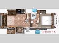 New 2017 Grand Design Reflection 27RL