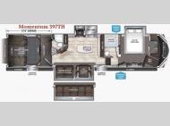 New 2017 Grand Design Momentum 397TH