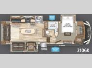 New 2017 Grand Design Solitude 310GK