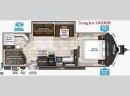 New 2017 Grand Design Imagine 2800BH