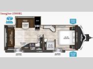 New 2017 Grand Design Imagine 2500RL
