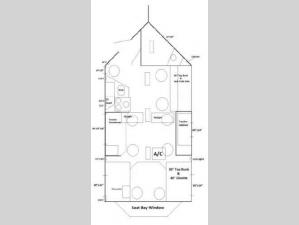 Ice Castle Fish Houses Ice Houses   RV Sales   FloorplansIce Castle Fish Houses Lake of the Woods Hybrid
