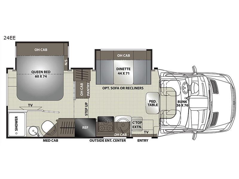 Prism Elite 24EE | Motor Home Cl C - Diesel on
