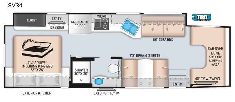Omni SV34 | Motor Home Super C - sel Xl Hp Onan Wiring Diagram on