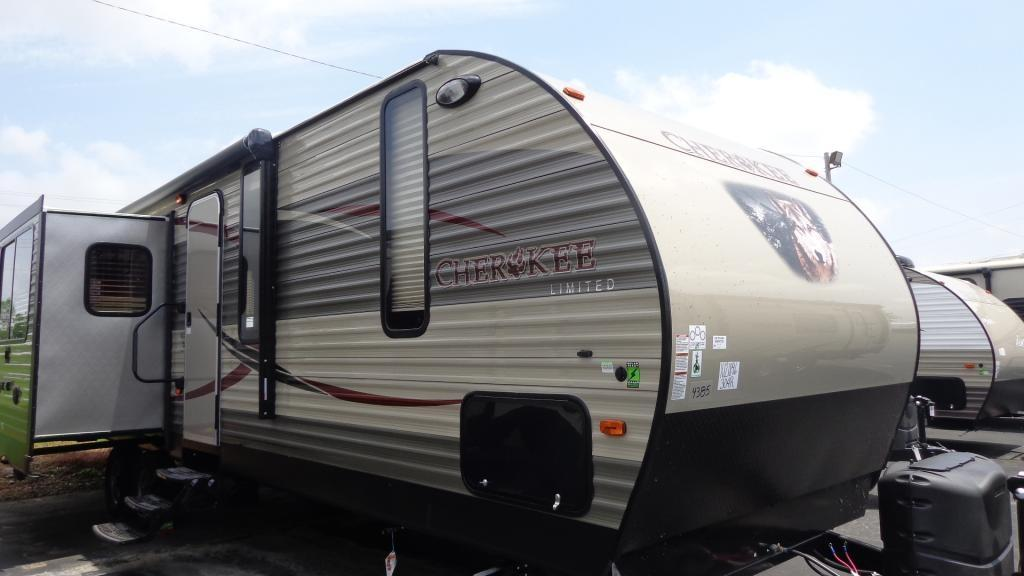 New 2016 Forest River RV Cherokee 304R Photo
