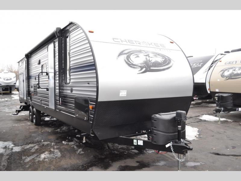 New 2020 Forest River RV Cherokee 294BH Travel Trailer at Liberty RV