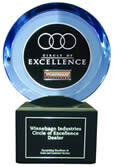 Winnebago Circle of Excellence Dealer