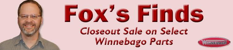 Wholesale Winnebago RV Parts