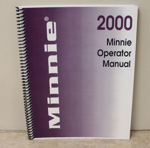 2000 Winnebago Minnie Operators Manual