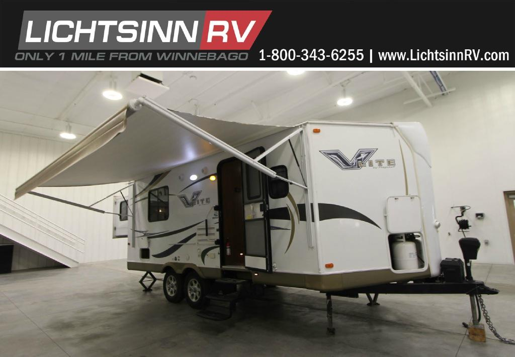 2013 Forest River RV Flagstaff V-Lite 21WRS