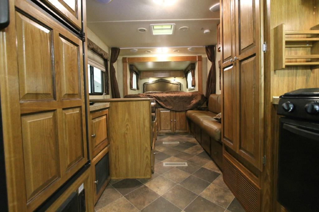 Galley - 2013 Forest River RV Flagstaff V-Lite 21WRS