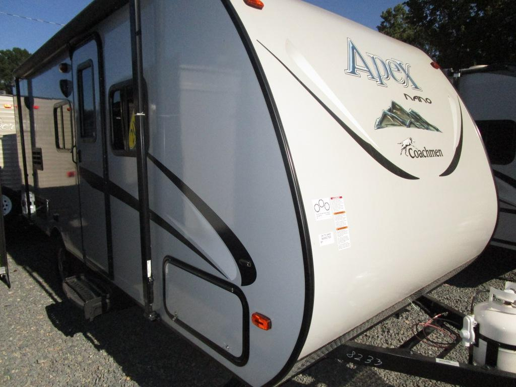 New 2016 Coachmen RV Apex Ultra-Lite 191RBS Photo