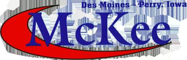 McKee RV Logo